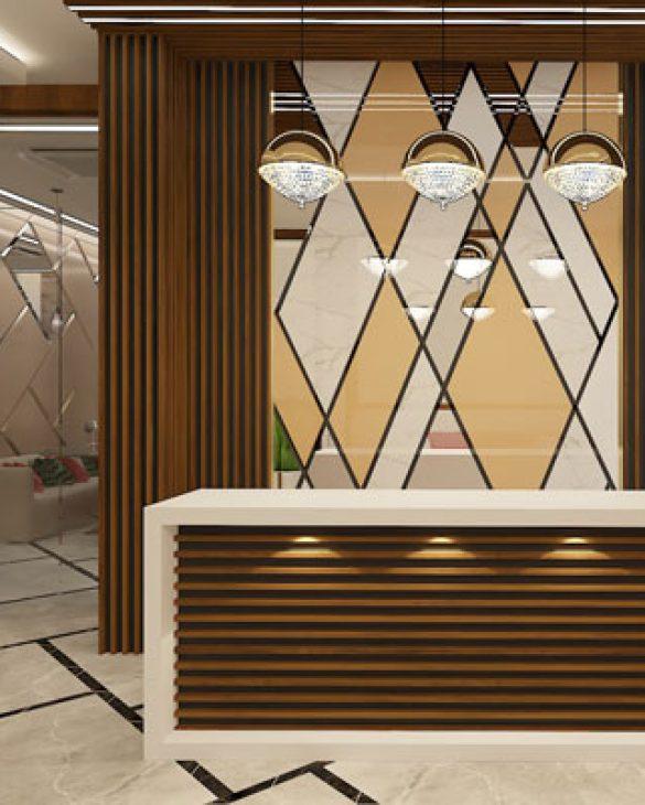 Reception-lighting-interior